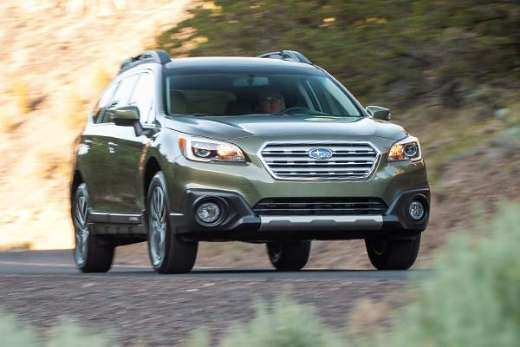 31 The 2020 Subaru Outback Mpg New Review