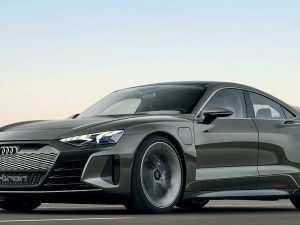 31 The Best 2019 Audi Electric Car Redesign