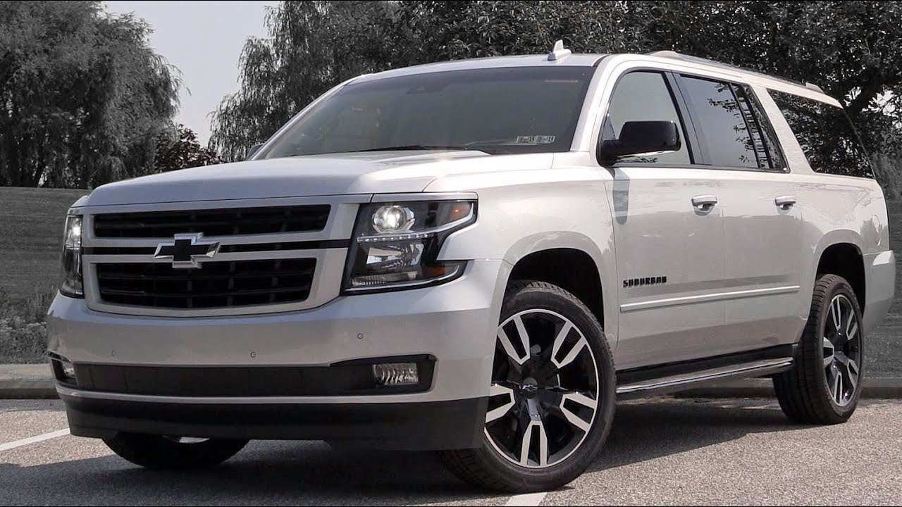 31 The Best 2019 Chevrolet Suburban Rst Performance Package Redesign And Concept