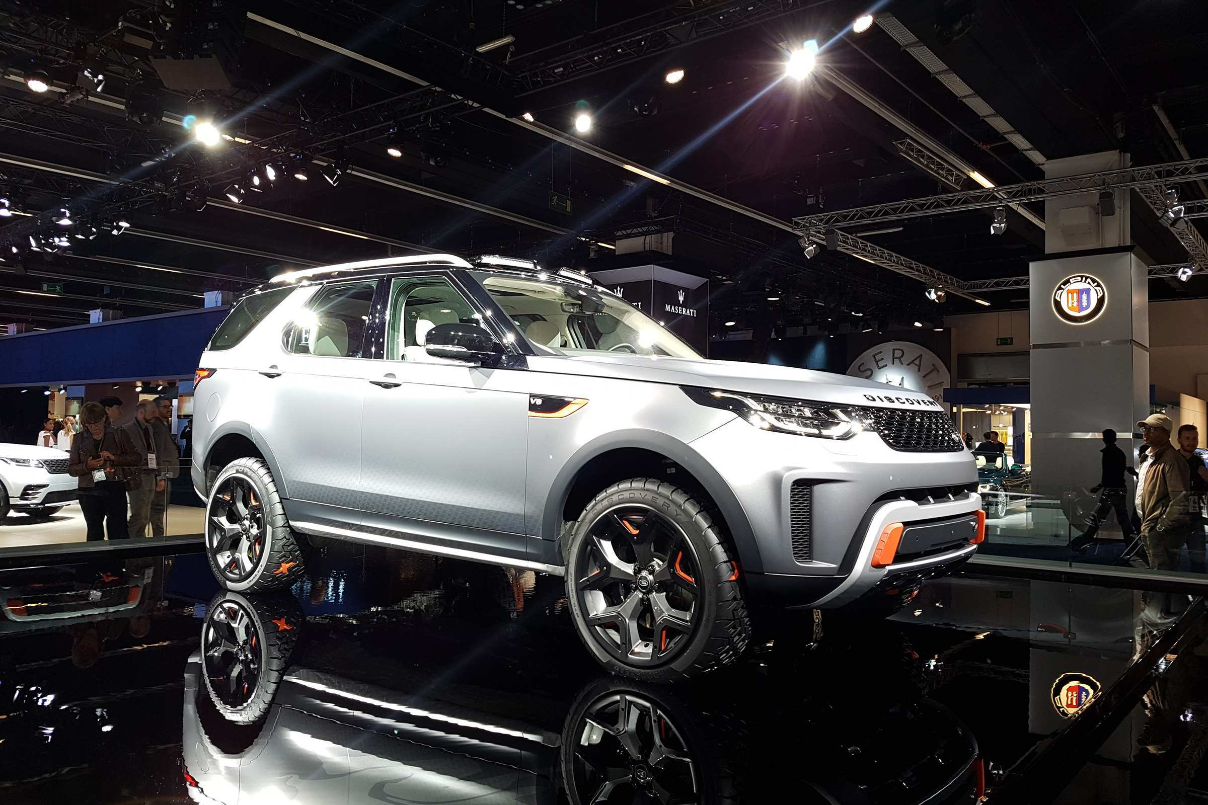 31 The Best 2019 Land Rover Discovery Svx Ratings