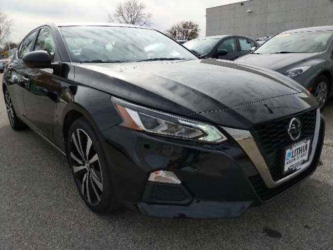 31 The Best 2019 Nissan Altima Black First Drive
