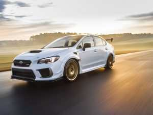 2020 Subaru Wrx Sti Review