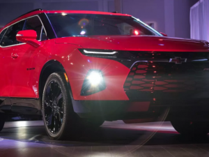 31 The Best Chevrolet Trailblazer 2020 Interior Rumors