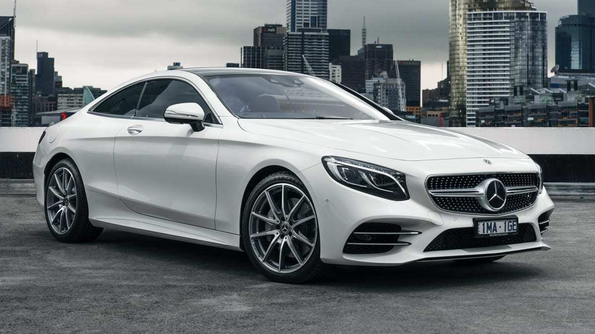 31 The Best Mercedes 2019 Coupe Spesification