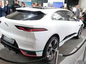 31 The Jaguar Land Rover Electric Cars 2020 Images