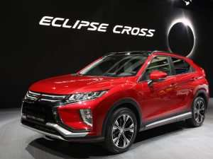 31 The Mitsubishi Eclipse Cross 2020 Concept and Review