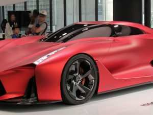 31 The Nissan 2020 Vision Gt Concept