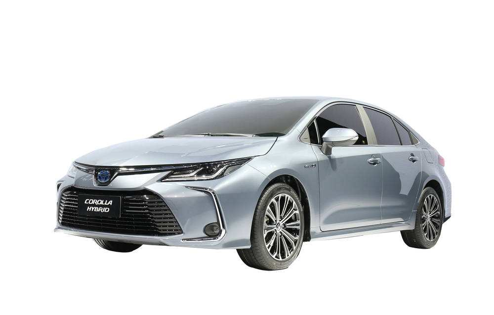 31 The Toyota Gli 2020 In Pakistan Overview