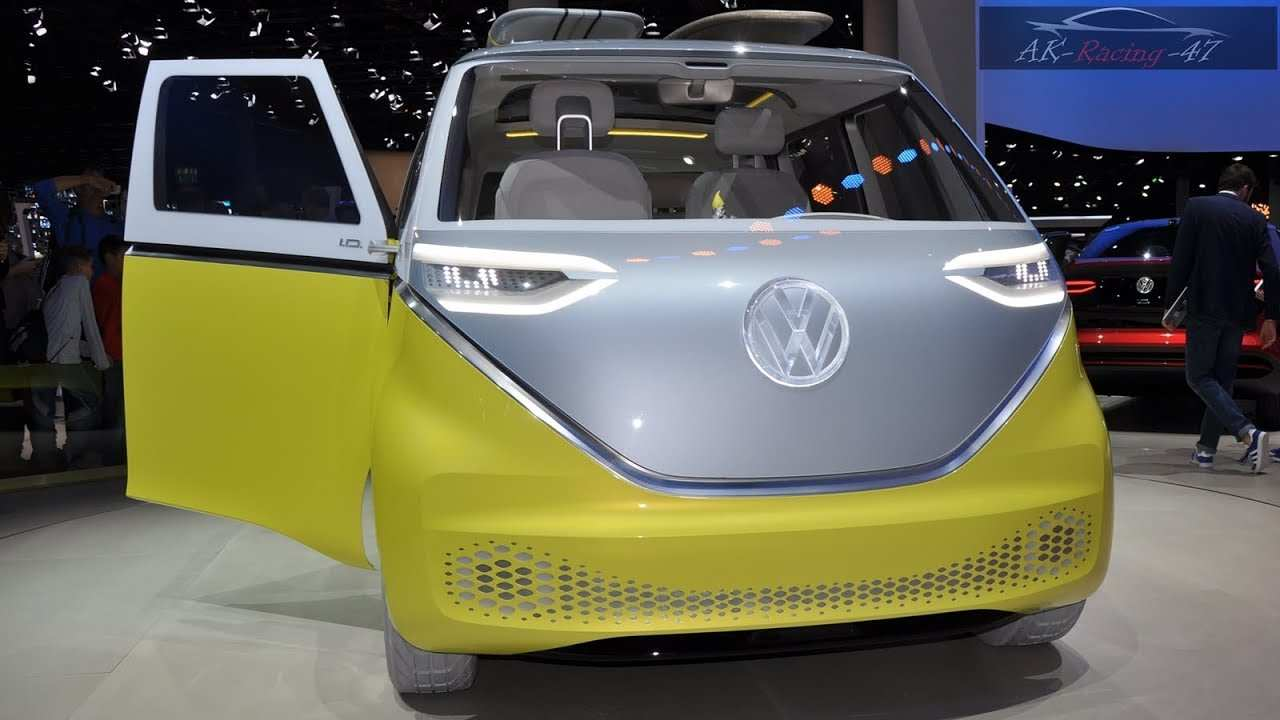 31 The Volkswagen Buzz 2020 New Review