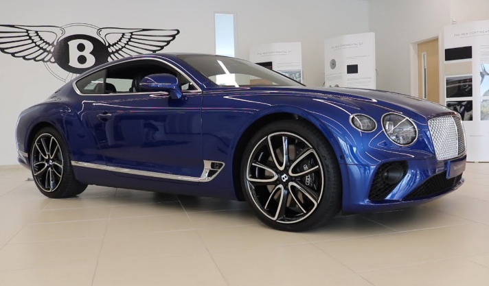 32 A 2019 Bentley Continental Gt Release Date Review And Release Date