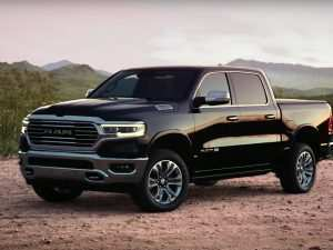 32 A 2019 Dodge Truck 1500 Release Date and Concept
