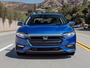 32 A 2019 Honda Insight Review Picture