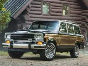 32 A 2019 Jeep Wagoneer Configurations