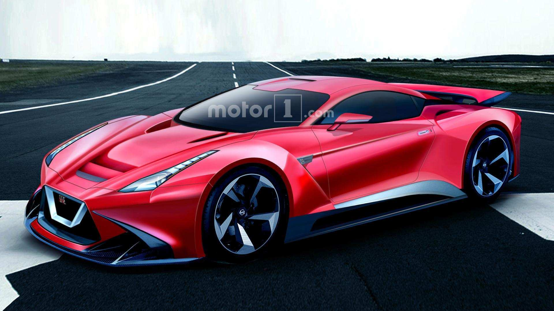 32 A 2019 Nissan Gtr R36 Performance And New Engine