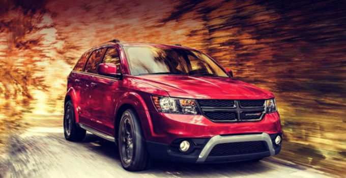 32 A 2020 Dodge Journey Release Date History