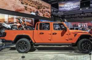 32 A 2020 Jeep Gladiator Engine Redesign and Concept
