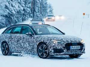 32 A Audi A4 Model Year 2020 Style