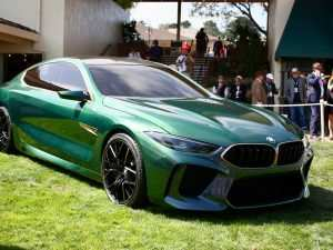 32 A BMW M8 2020 Review and Release date