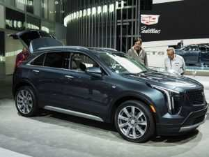 32 A Cadillac Xt4 2020 Price Design and Review