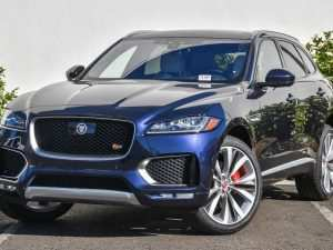 32 A Jaguar 2019 F Pace Performance and New Engine