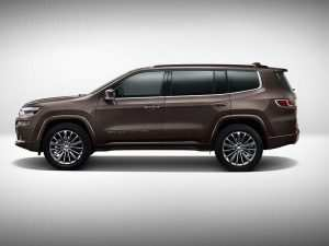32 A Jeep Commander 2020 Overview