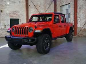 32 A Jeep Pickup Truck 2020 Redesign and Review