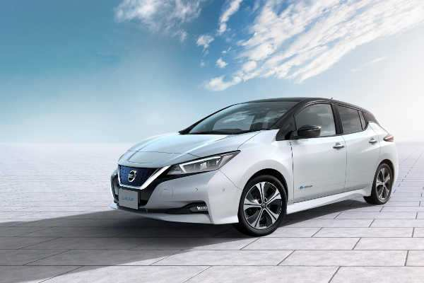 32 A Nissan Leaf 2019 60 Kwh New Review