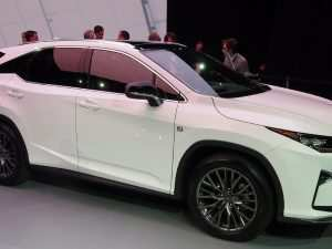 32 A Pictures Of 2020 Lexus Rx 350 Model