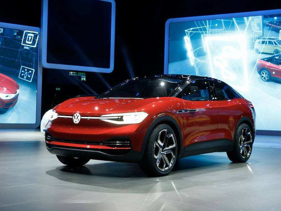 32 A Volkswagen Electric Suv 2020 Specs