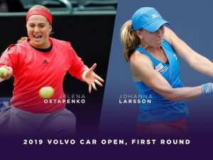 32 A Volvo Car Open 2019 Overview