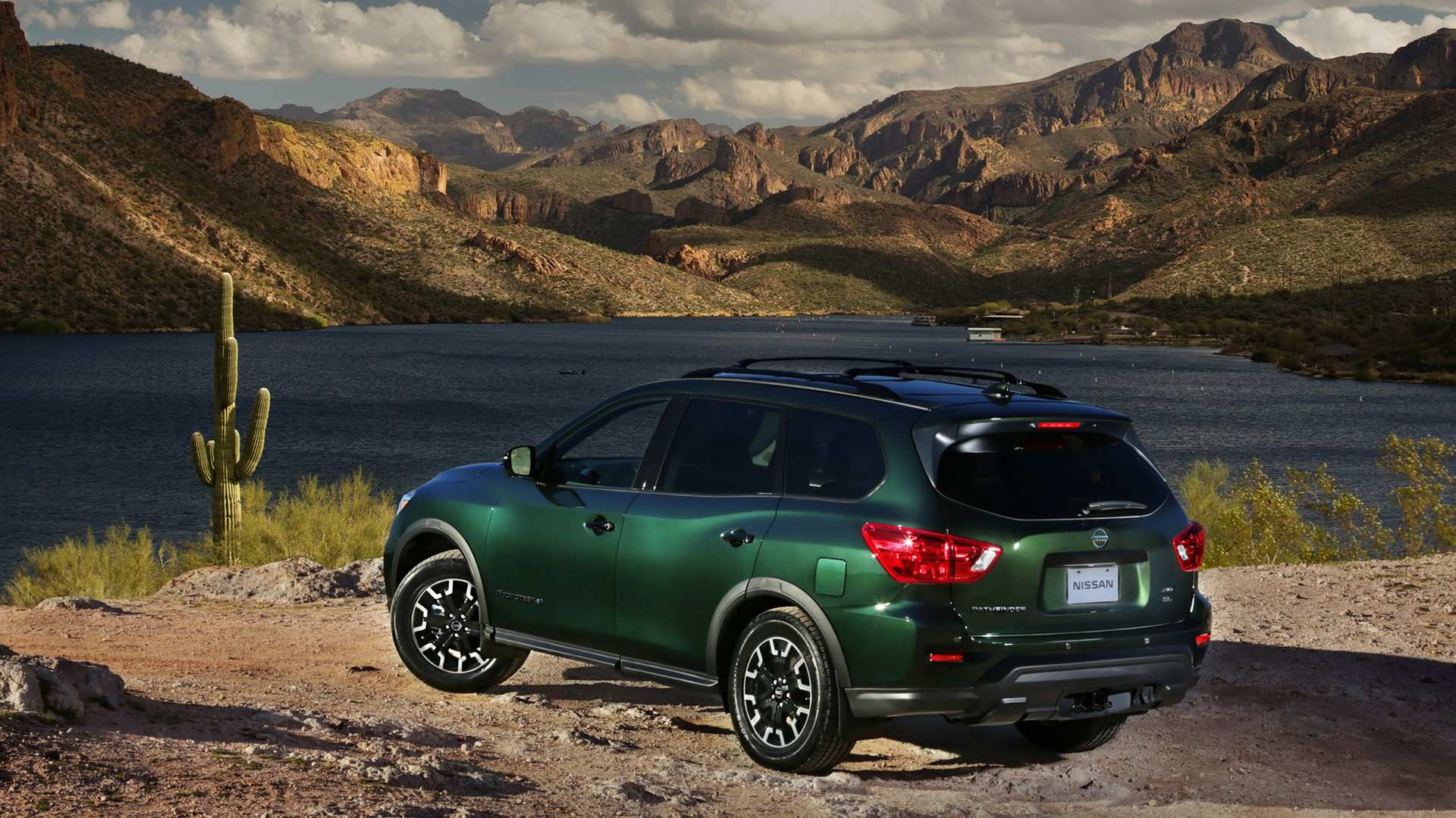 32 A When Will The 2020 Nissan Pathfinder Be Available Spy Shoot