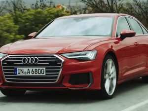 32 All New 2019 Audi A6 Review Pictures