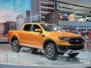 32 All New 2019 Ford Ranger Auto Show Images