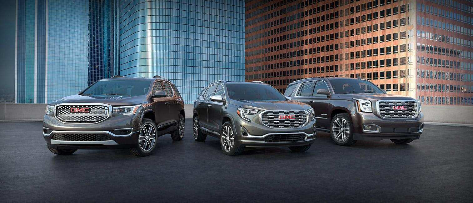 32 All New 2019 Gmc Lineup Price And Release Date