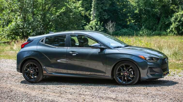 32 All New 2019 Hyundai Veloster Turbo Overview