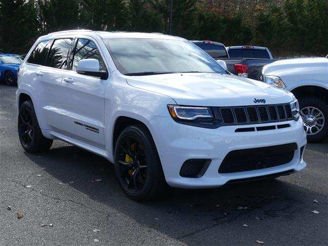 32 All New 2019 Jeep Trackhawk Concept And Review