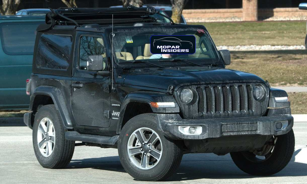 32 All New 2019 Jeep Wrangler Jl Prices