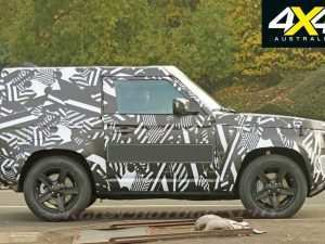 32 All New 2019 Land Rover Defender Ute Price