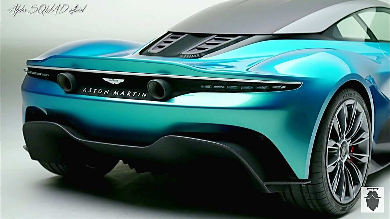 32 All New 2020 Aston Martin Vanquish Release Date