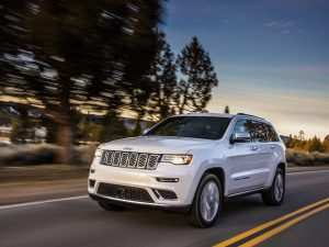32 All New 2020 Jeep Grand Cherokee Redesign Engine