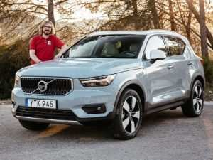 32 All New 2020 Volvo Xc40 Plug In Hybrid Price Design and Review