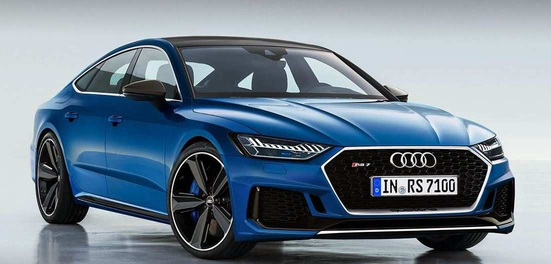 32 All New Audi Rs6 2020 Research New