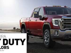 32 All New Gmc Truck Colors 2020 Style
