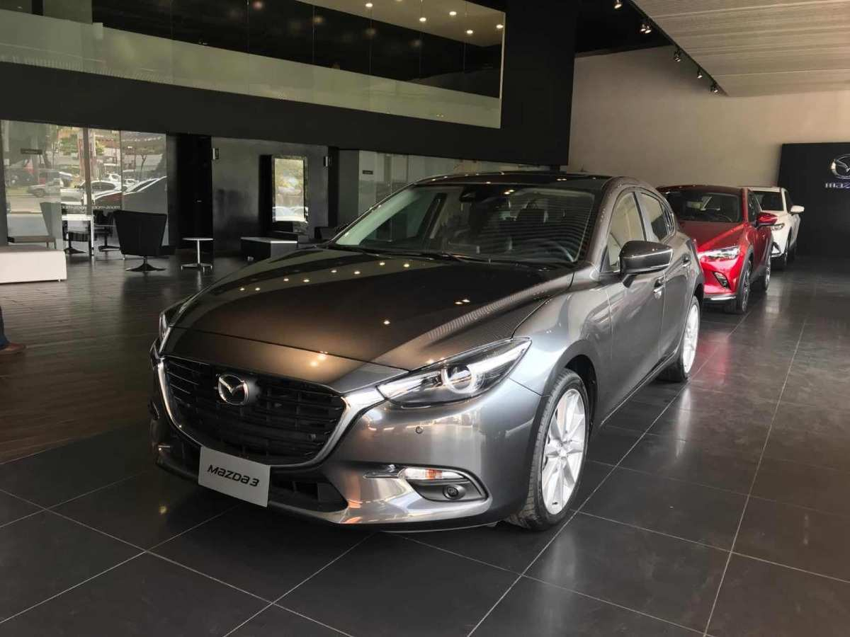32 All New Mazda 3 Grand Touring 2020 Engine