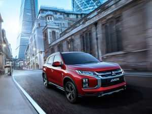 32 All New Mitsubishi Endeavor 2020 Images