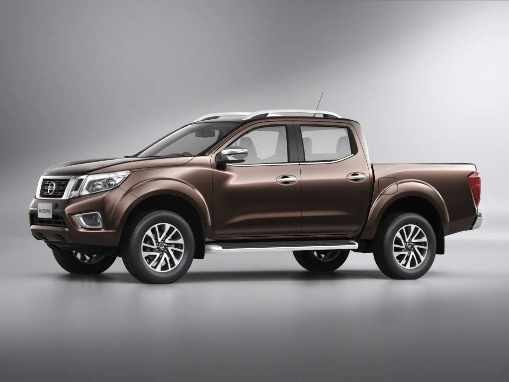 32 All New Nissan Frontier 4X4 2020 Spesification