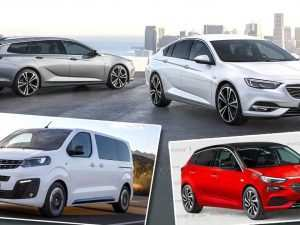 32 All New Opel Bis 2020 History