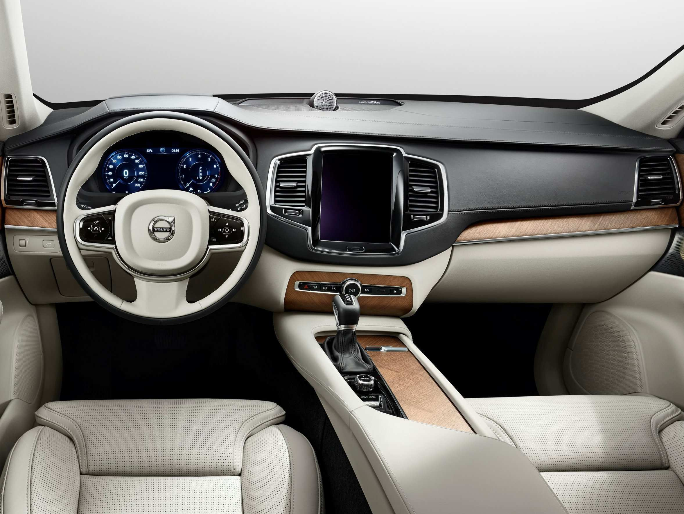 32 All New Volvo Xc90 2019 Interior Release Date