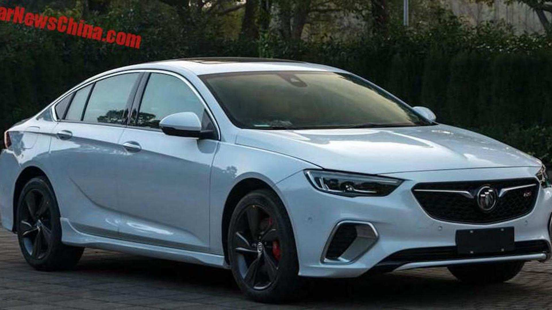 32 Best 2019 Buick Sedan Redesign