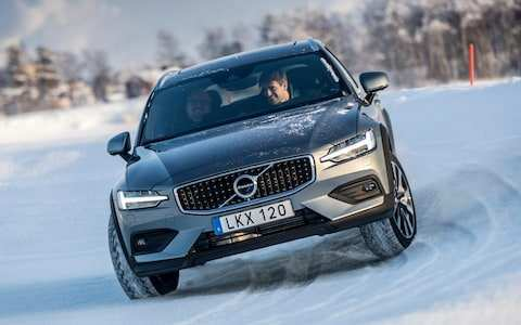 32 Best 2019 Volvo V60 Cross Country Exterior and Interior